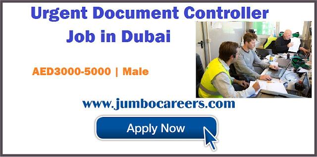 Document Controller Job