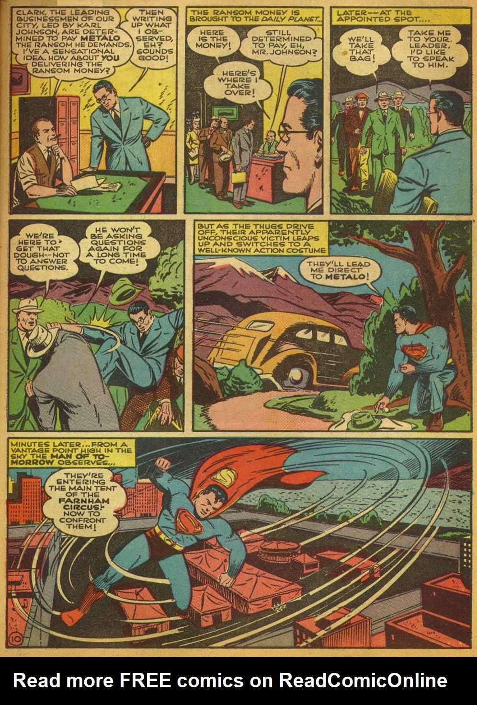 Read online World's Finest Comics comic -  Issue #6 - 13