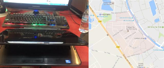 Sửa máy tính tại nhà Kim Giang