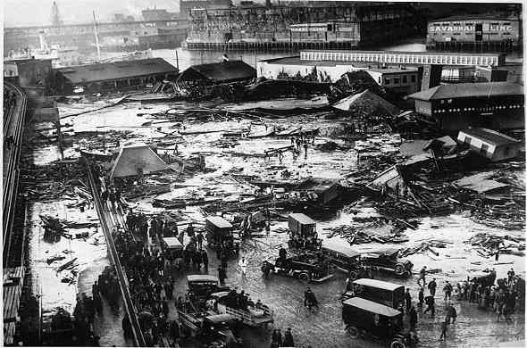 كارثة-دبس-بوسطن-great-molasses-flood