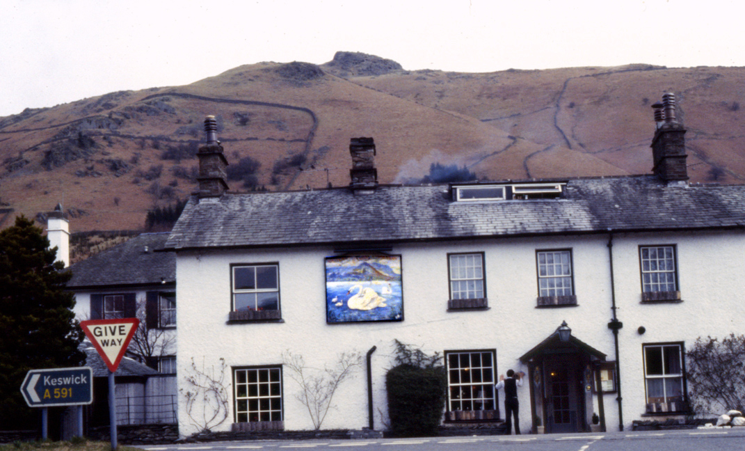 Swan Inn - Grasmere, England - of Wordsworth fame - Charlotte Mason Comes to America