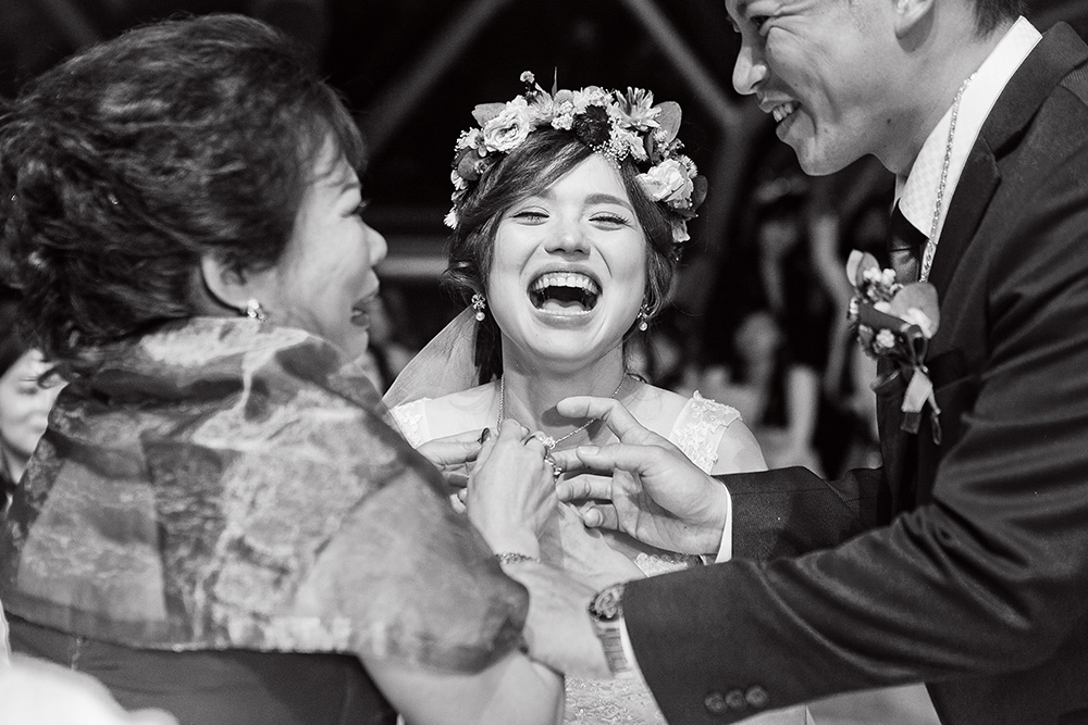 婚禮攝影紀錄-大直典華儀式晚宴