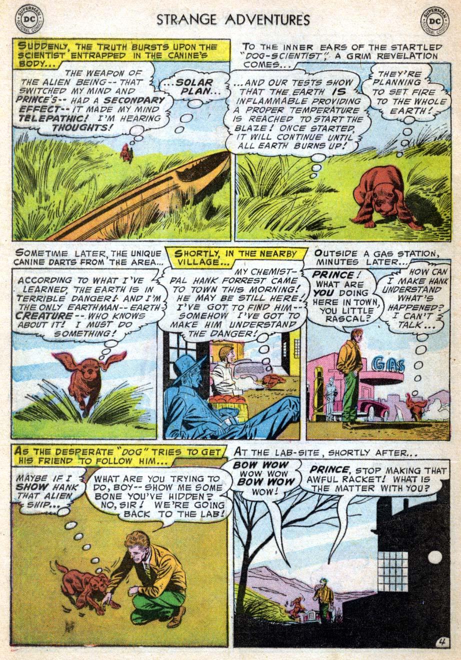 Strange Adventures (1950) issue 62 - Page 6