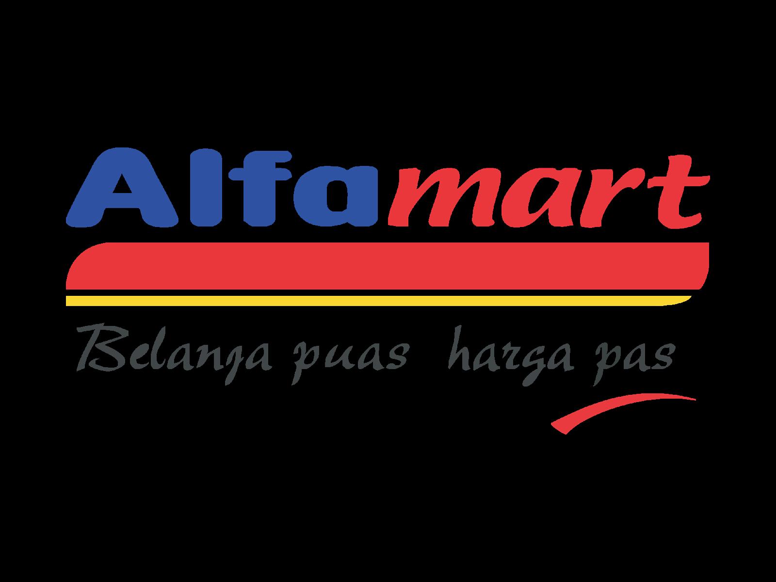 Logo Alfamart Format Cdr Png Gudril Tempat Download Gambar