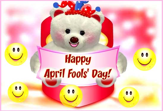 April Fool SMS Messages Quotes