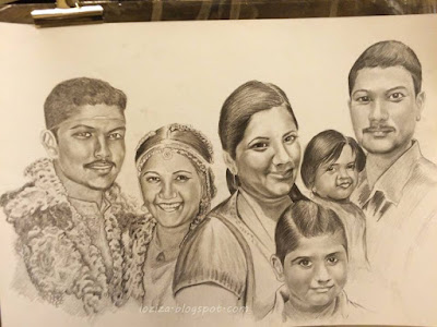 potrait family