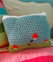 http://www.ravelry.com/patterns/library/jumpin-mushroom-pillow