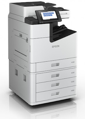 Epson Workforce Enterprise WF-C17590 D4TWF Driver Download