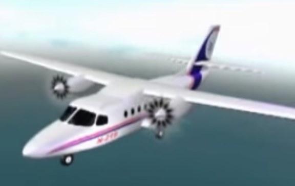 Gambar bentuk desain dan spesifikasi pesawat N-19