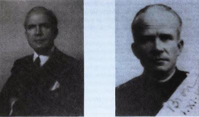 Bronisław Młynarski przed wojną i po wyjściu z niewoli