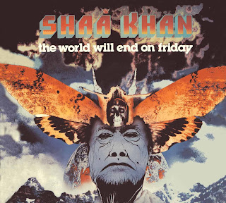 Shaa Khan - 1978 - The World will end on Friday