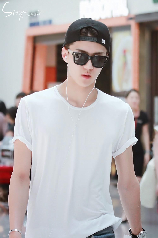 Yeoppoyeoppo Profil Sehun Exo