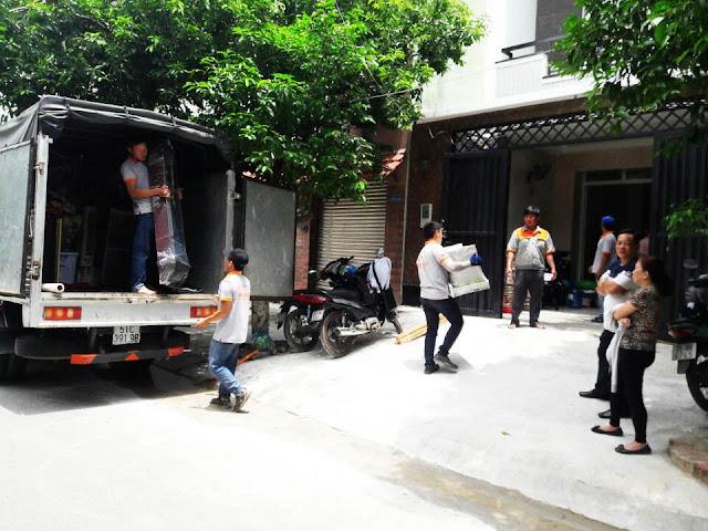 xe 1,5 tấn chuyển nhà