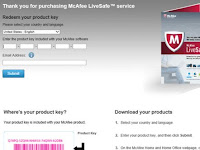 Serial Key McAfee Antivirus 2020