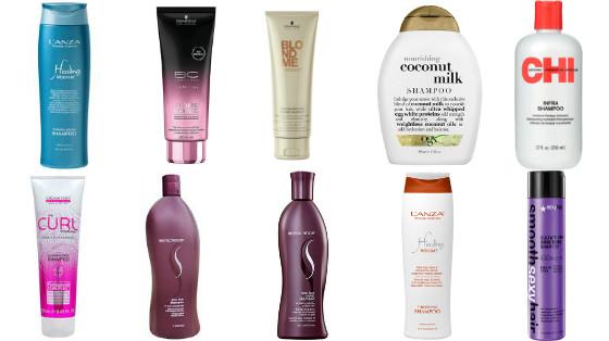 shampoos low poo importados
