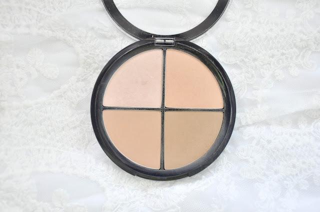 makijaż na lato - paletka do konturowania gosh
