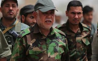هادي العامري: داعش يعاني الانكسار في تلعفر واقتتال داخلي طال صفوفه