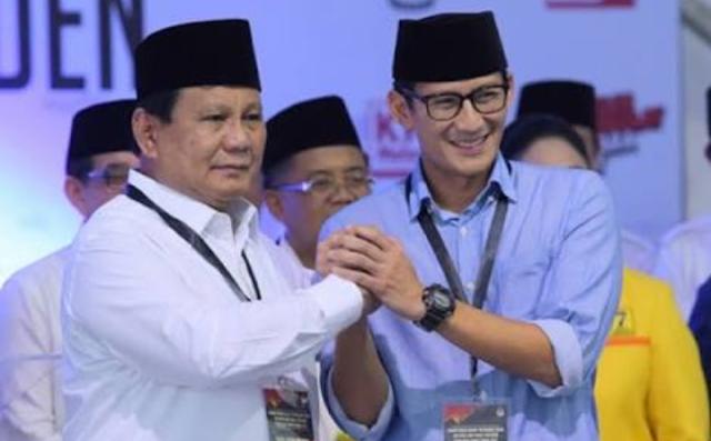 """Pindah Haluan """"Eks Relawan Jokowi"""" Deklarasi Dukung Prabowo-Sandi"""