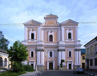 Sambor - Kościół św. Stanisława