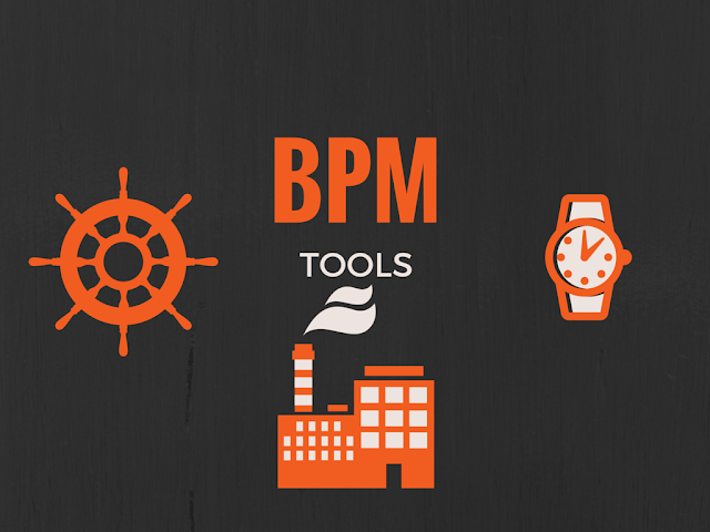 List of BPM tools and software