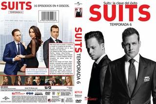 Suit Temporada 6