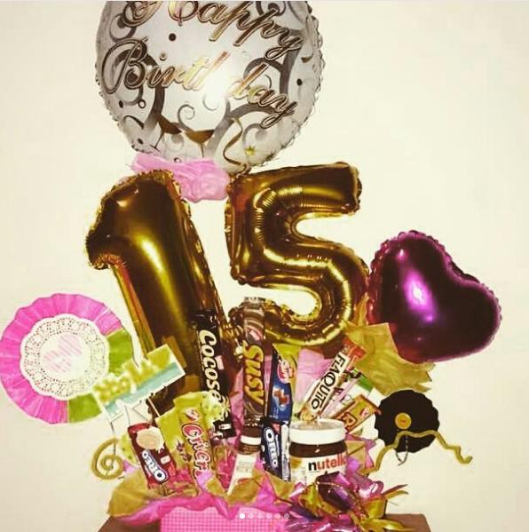 10 ideas de arreglos de 15 a os for Arreglos de globos para xv anos