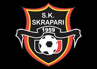 Sk skrapari  Logo Vector