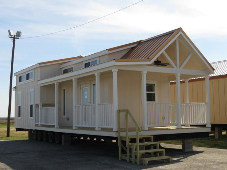 Tiny House Town 399 Sq Ft Dallas Cottage
