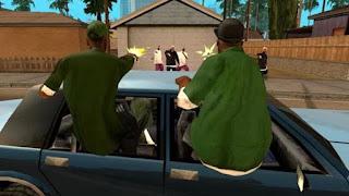Grand Theft Auto San Andreas Mod APK (Mod Cleo, Menu) + Official APK Updated Latest Version wasildragon.web.id