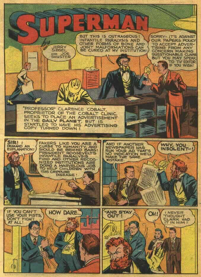 Read online Action Comics (1938) comic -  Issue #26 - 3