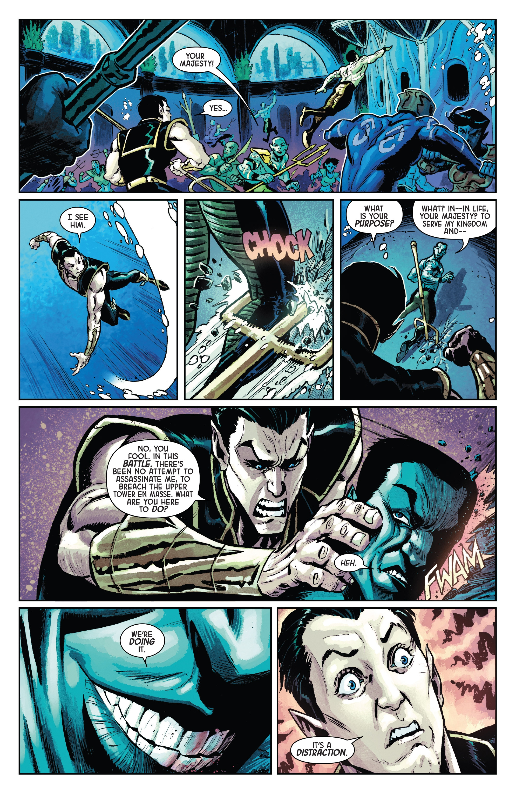 Read online Secret Empire: Brave New World comic -  Issue #2 - 21