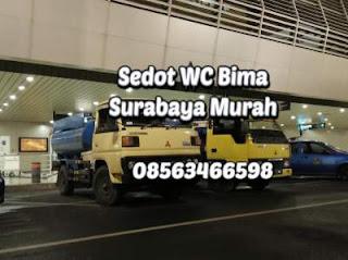 Layanan Sedot WC Bima Surabaya 2018