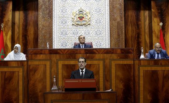 مجلس النواب يختتم دورته الربيعية للسنة التشريعية 2016-2017 09 غشت 2017
