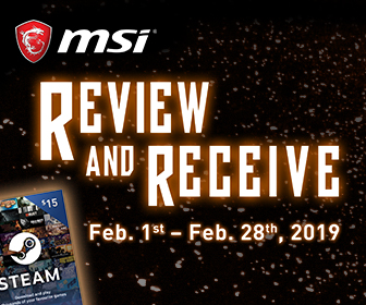 MSI Review and Receive