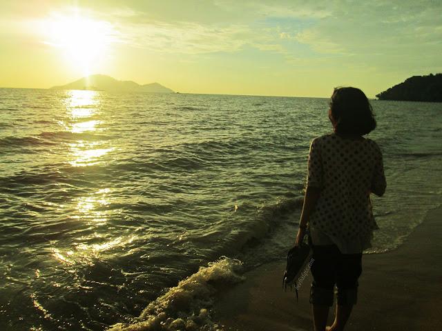 Indahnya Wisata Batu Payung di Mimi Land Bengkayang