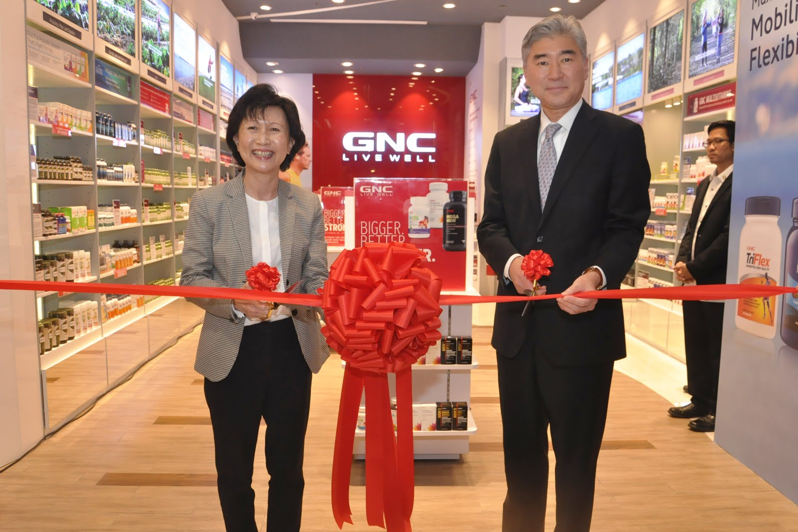 GNC Now Offers a Better, Stronger and Wider Selection of