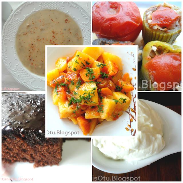 Ramazan, Oruç, İftar, Menü, İftar menüsü, İftara ne yapayım, yemek, tarifi,tarif, çorba, zeytinyağlı, etli, tatlı, yoğurt, ne pişirsem