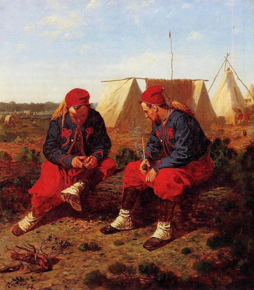 Winslow Homer Most Famous Civil War Painting
