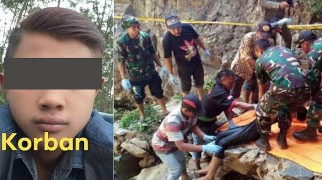 Tak Terima Pacarnya 'Diremas', Remaja Ini Bacok Siswa SMP, Jasad Ditendang ke Sungai
