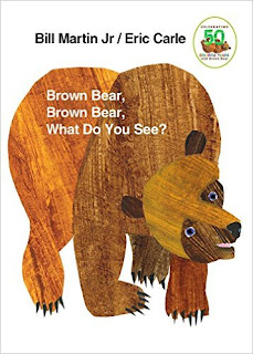 brown bear, brown bear book