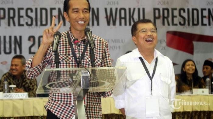 Pilgub DKI Jakarta, Presiden Jokowi 15 Februari Akan Nyoblos Ditempat Ini