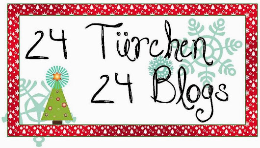 24 Türchen - 24 Blogs: DIY mit Ebru