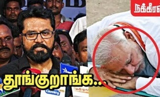 Sarathkumar Speech | Cauvery Issue | Protest for Cauvery | Narendra Modi