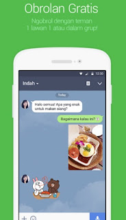 LINE Free Calls And Massages Apk