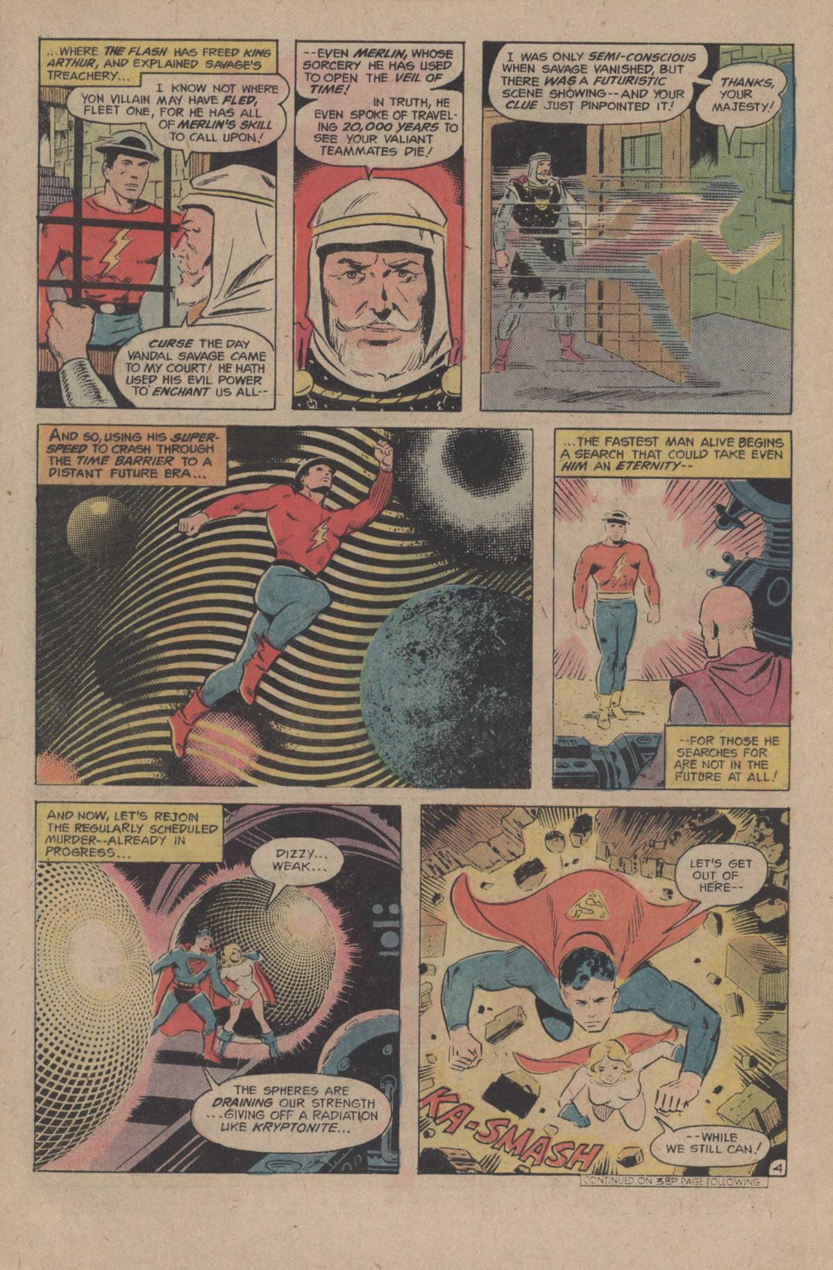 Read online All-Star Comics comic -  Issue #65 - 6
