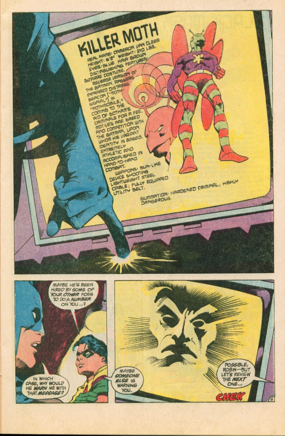 Detective Comics (1937) 566 Page 5