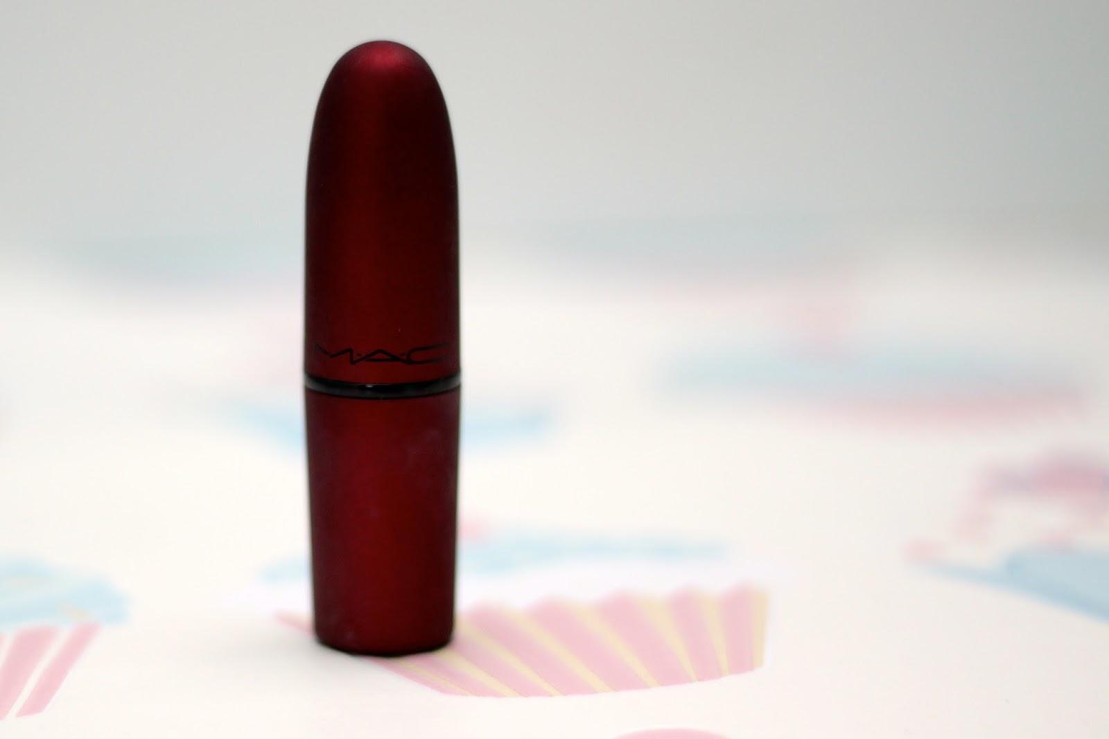 MAC Lipstick - Viva Glam Rihanna