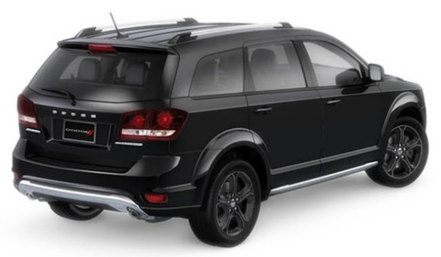 2017 Dodge Journey SRT Redesign