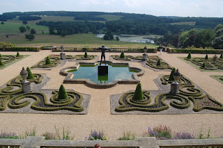 A mini Versailles in Yorkshire