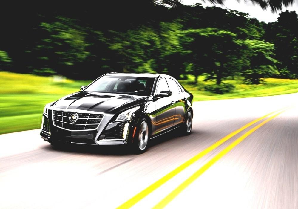 Cadillac Cts V New Cadillac Sports Car